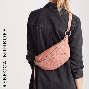 Rebecca Minkoff Shearling Sling Bag